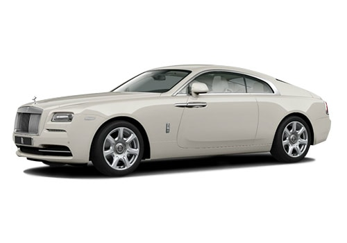 Rolls-Royce Wraith Cornish White Color