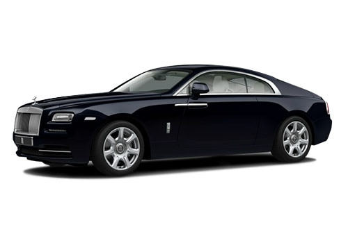 Rolls-Royce Wraith DARK INDIGO Color
