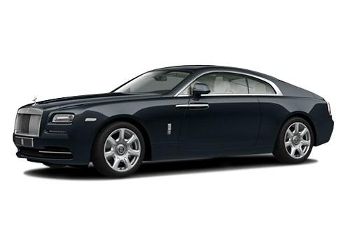 Rolls-Royce Wraith Darkest Tungsten Color