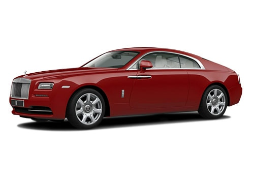 Rolls-Royce Wraith Ensign Red Color