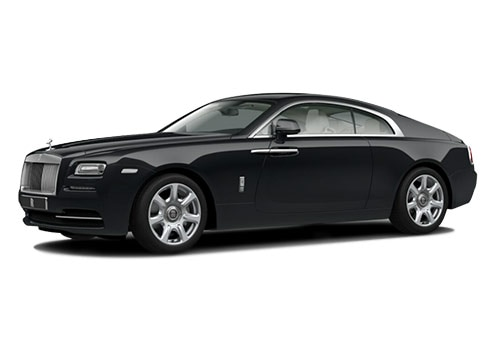 Rolls-Royce Wraith GUN METAL Color