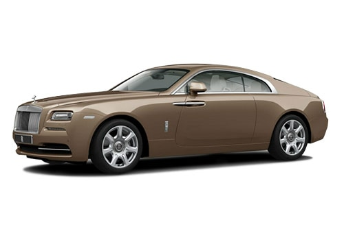 Rolls-Royce Wraith INCA GOLD Color