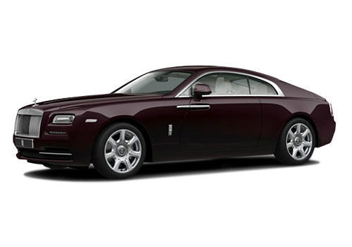 Rolls-Royce Wraith Madeira Red Color
