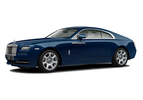Rolls-Royce Wraith Metropolitan Blue Color