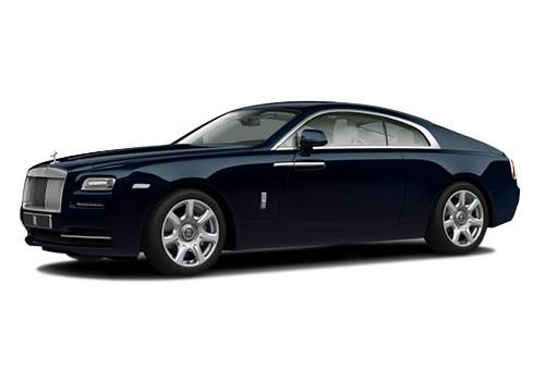 Rolls-Royce Wraith Midnight Sapphire Color