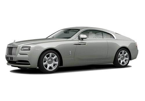 Rolls-Royce Wraith Platinum Color