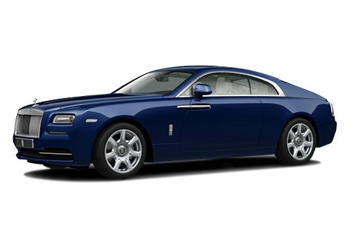 Rolls-Royce Wraith Royal Blue Color