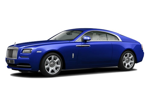 Rolls-Royce Wraith Salamanca Blue Color