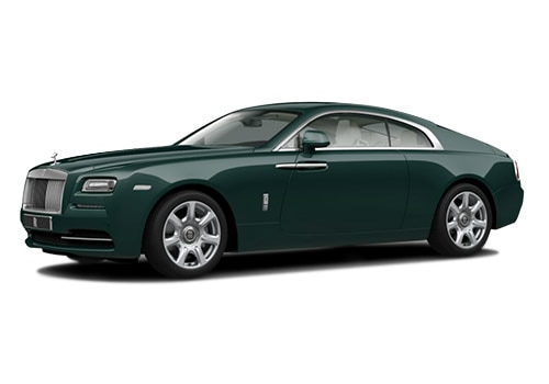 Rolls-Royce Wraith Sea Green Color