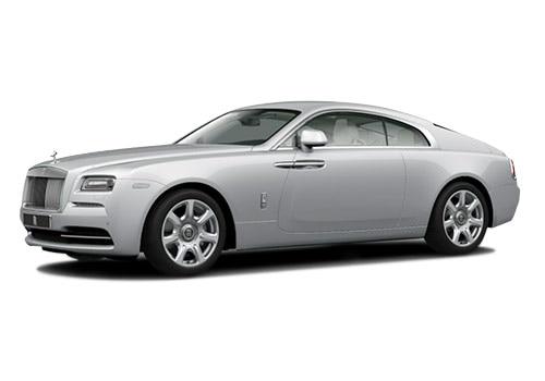 Rolls-Royce Wraith Silver Color