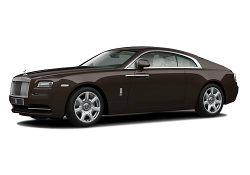 Rolls-Royce Wraith Smoky Quartz Color