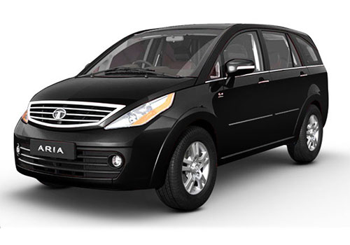 Tata Aria Quartz Black - Tata Aria Color
