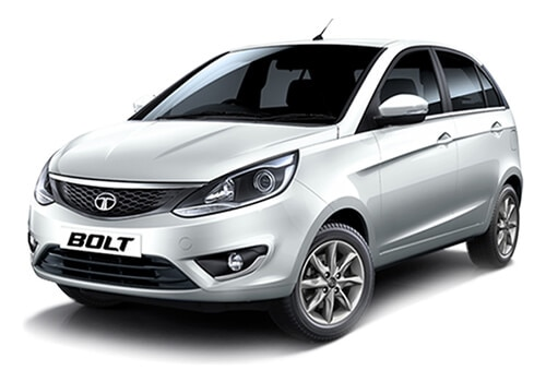 Tata Bolt Platinum Silver Color