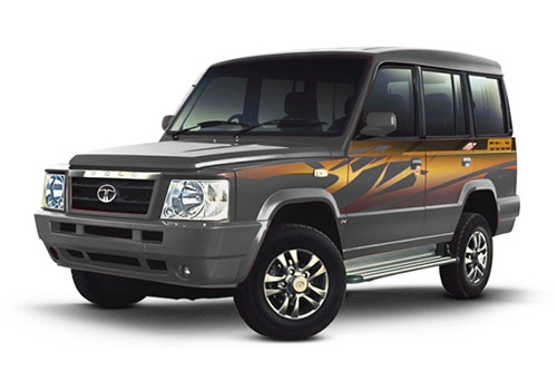 Tata Sumo Twilight grey Color