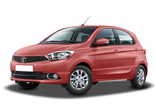 Tata Tiago Berry Red Color