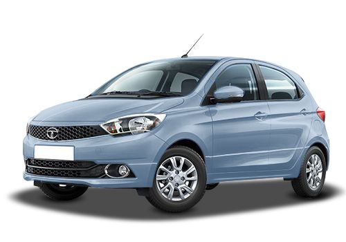 Tata Tiago Striker Blue Color