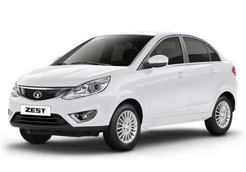 Tata Zest Pristine White Color