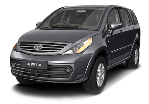 Tata Aria 2010-2013 Castle Grey Color