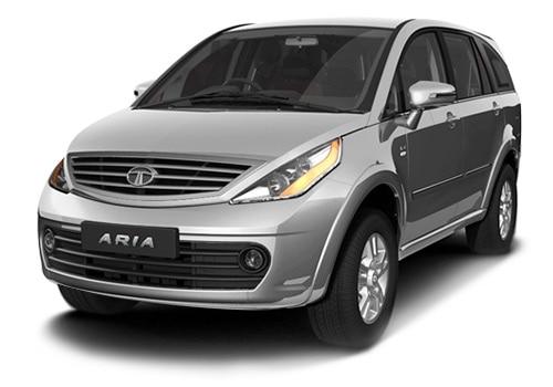 Tata Aria 2010-2013Arctic Silver Color