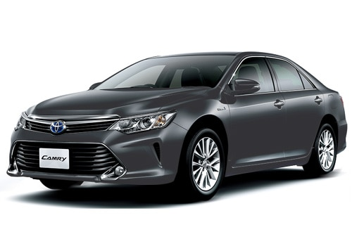 Toyota Camry Grey Metallic - Camry Color