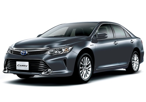 Toyota Camry Greyish Blue Mica Metallic Color