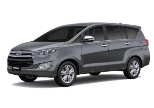 Toyota Innova Crysta grey Color