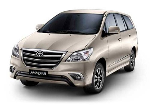 Toyota Innova Silky Gold Mica Metallic Color