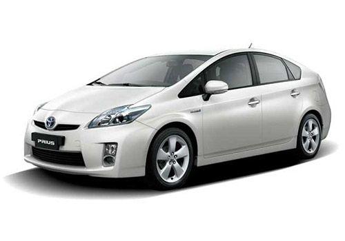 Toyota PriusSilver Metallic Color