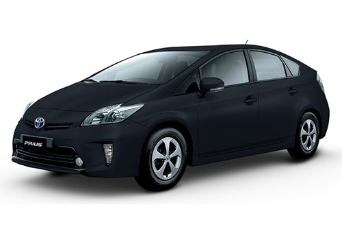 Toyota Prius Abyss Grey Metallic Color