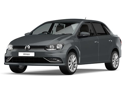 Volkswagen Ameo Carbon Steel Color