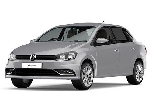 Volkswagen Ameo Reflex Silver Color