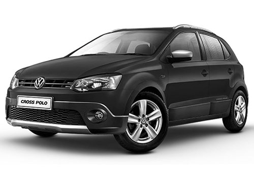 Volkswagen CrossPolo Deep black Color