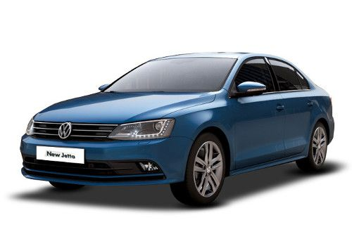 Volkswagen Jetta Blue Silk Color