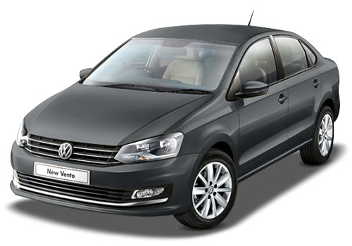 Volkswagen Vento Carbon Steel Color