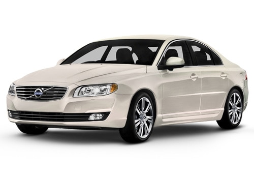 Volvo S80 Inscription Crystal WhitePearl Color
