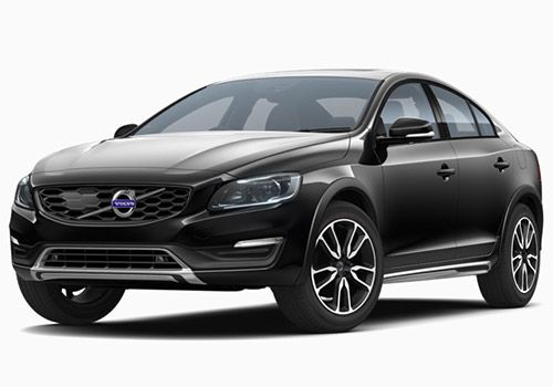 Volvo S60 Cross Country Onyx Black Color