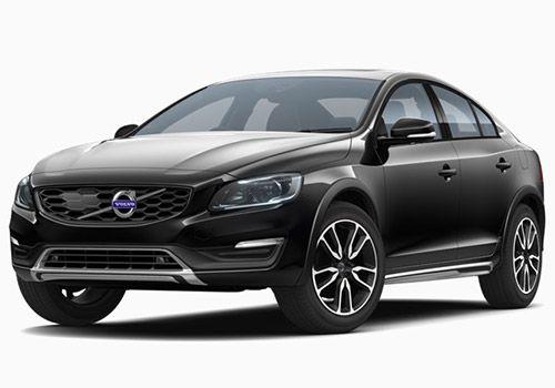 Volvo S60 Cross CountryOnyx Black Color