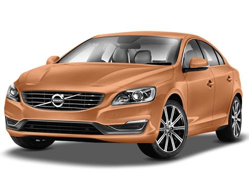 Volvo S60 Vibrant Copper Metallic Color