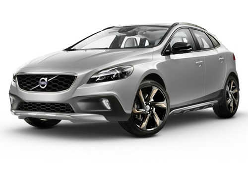 Volvo V40 Cross CountryElectric Silver Metallic Color