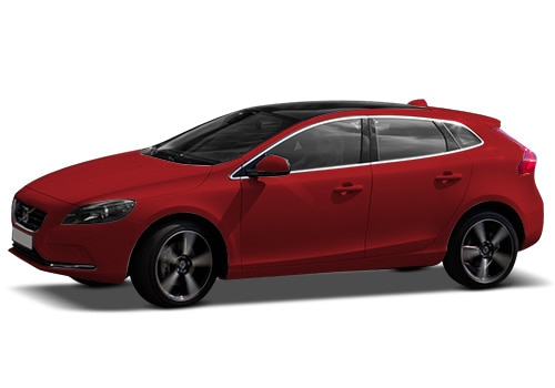 Volvo V40 2015-2016Passion Red Color