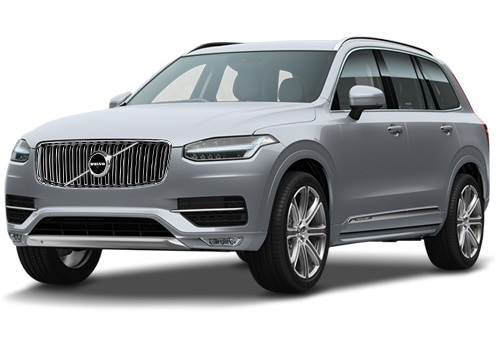 Volvo XC90Electric Silver Metallic Color