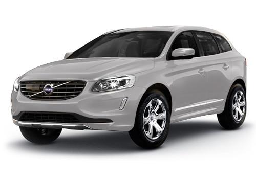 Volvo XC60 Bright Silver Metallic Color