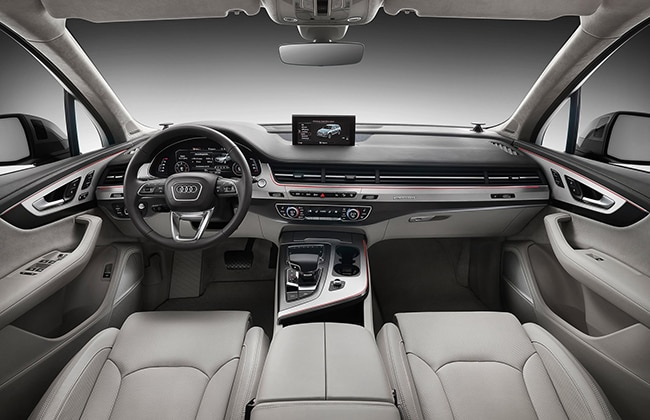All You Need To Know About The 2015 Audi Q7!