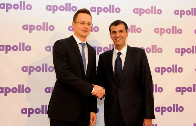 Apollo Tyres to Open its First Greenfield Facility Outside India