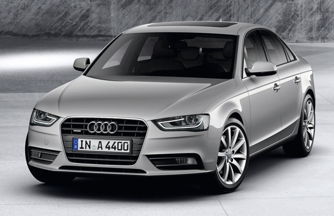 All-New Audi A4 Coming This Year!