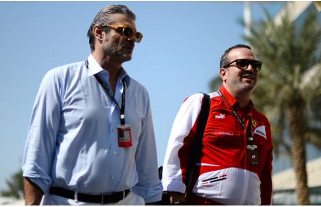 Ferrari F1 boss