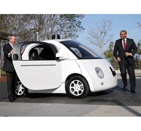Google Announces The Name Of Its Self Driving Car Company