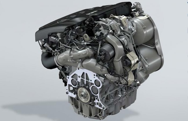 Volkswagen 2.0L Diesel Engine with Electric Turbocharger