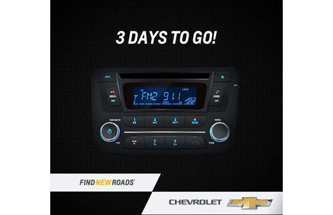 Chevrolet to launch Sail and Sail U-VA facelift on 25th