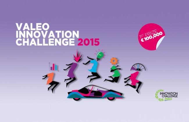Valeo Innovation Challenge 2015